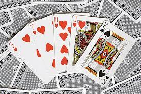 A Flush Draw in Texas Hold'Em