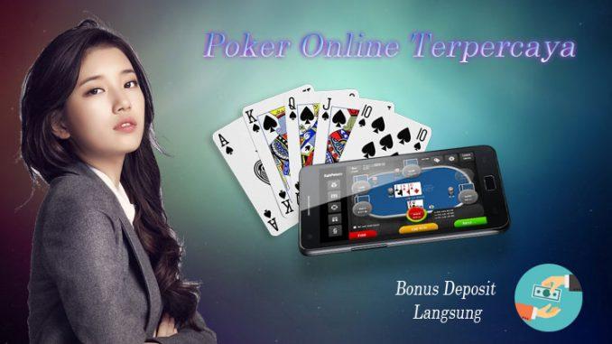 Deposit Poker Sesuai Keuangan Dan Gunakan Kelicikan Main Ini